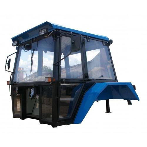 MTZ kabina mėlyna